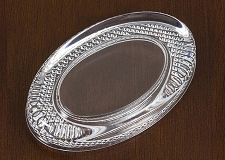 Elegant Oval Paperweight
