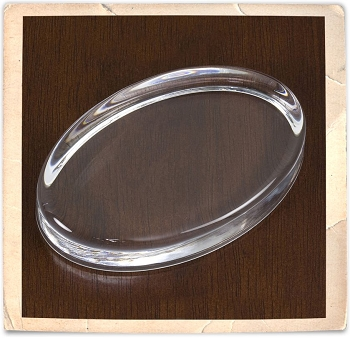 Oval Paperweight Kit