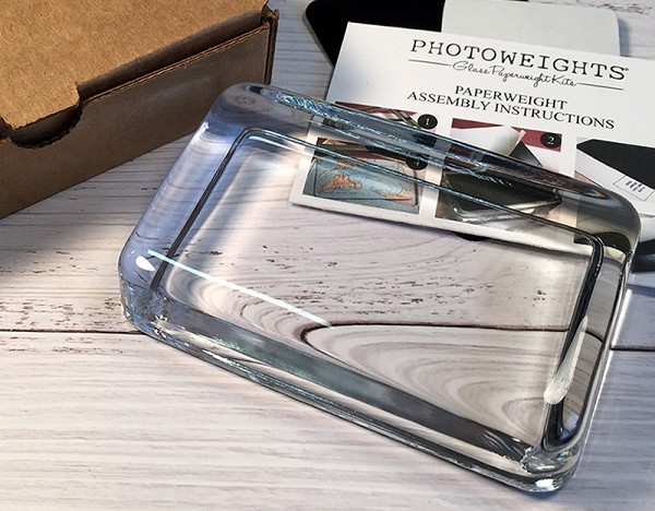 Rectangle Paperweight Kit